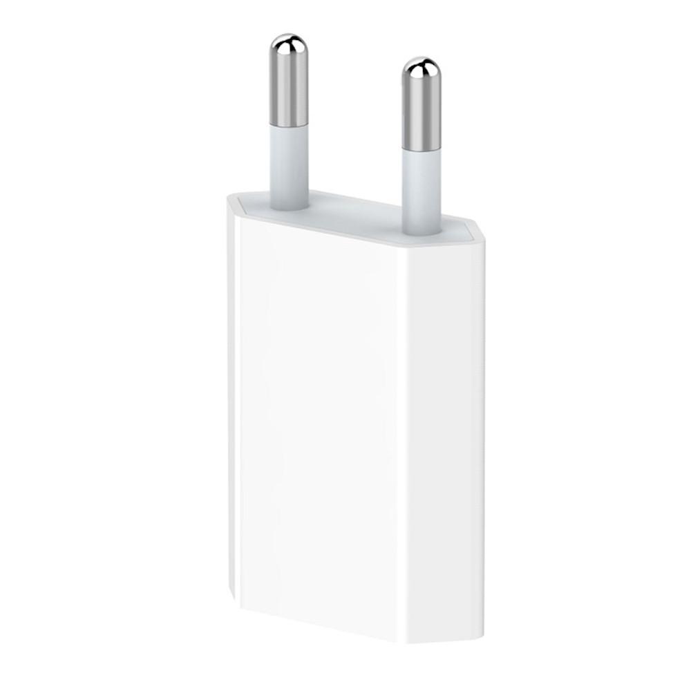 Devia ładowarka sieciowa Smart 1USB biała 1A