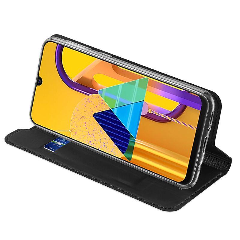 Duxducis Skinpro Galaxy M21 Czarne Samsung M21 / 4