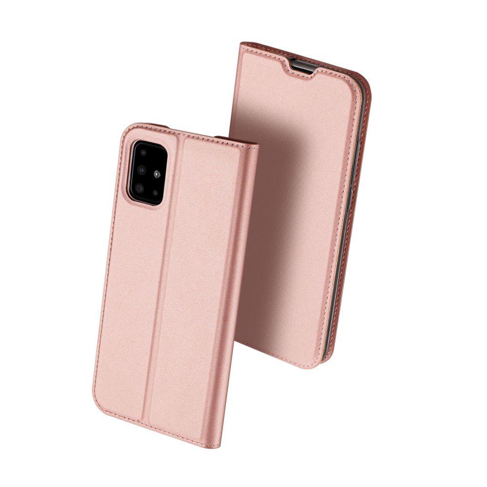 Duxducis Skinpro Galaxy M31s Różowe Samsung M31s