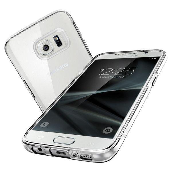 etui Spigen Liquid Crystal Przeźroczyste Samsung Galaxy S7 / 3