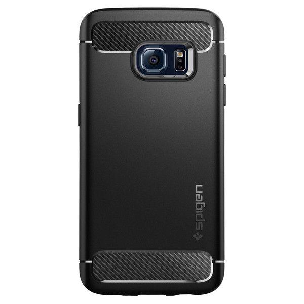 etui Spigen Rugged Armor Czarne Samsung Galaxy S7 / 4