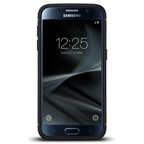 etui Spigen Rugged Armor Czarne Samsung Galaxy S7 / 6