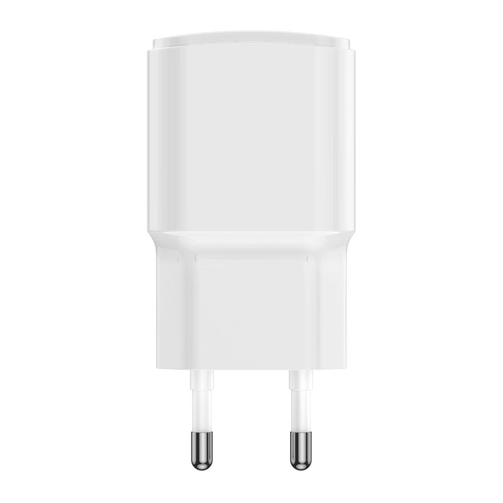 Ładowarka sieciowa Forever USB 3A (20W) PD TC-01 biała / 6