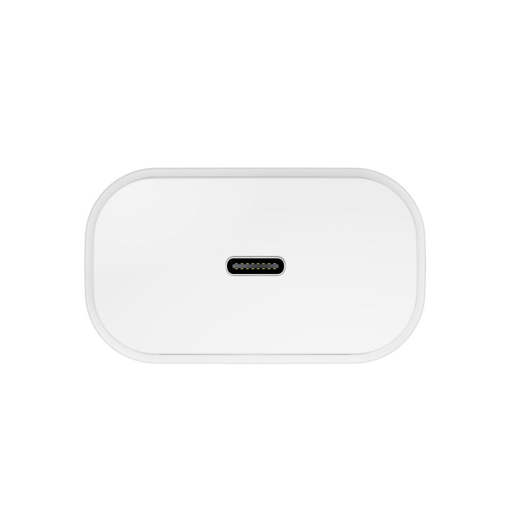 Ładowarka sieciowa Forever USB 3A (20W) PD TC-01 biała / 7