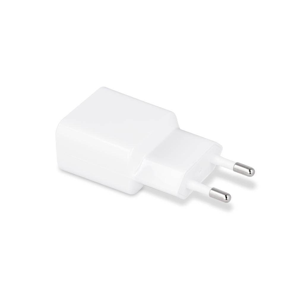 Ładowarka sieciowa Maxlife MXTC-01 USB Fast Charge 2.1A + kabel Micro USB biała / 2
