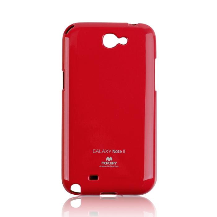 Mercury JellyCase czerwona  Samsung Galaxy S7 Edge