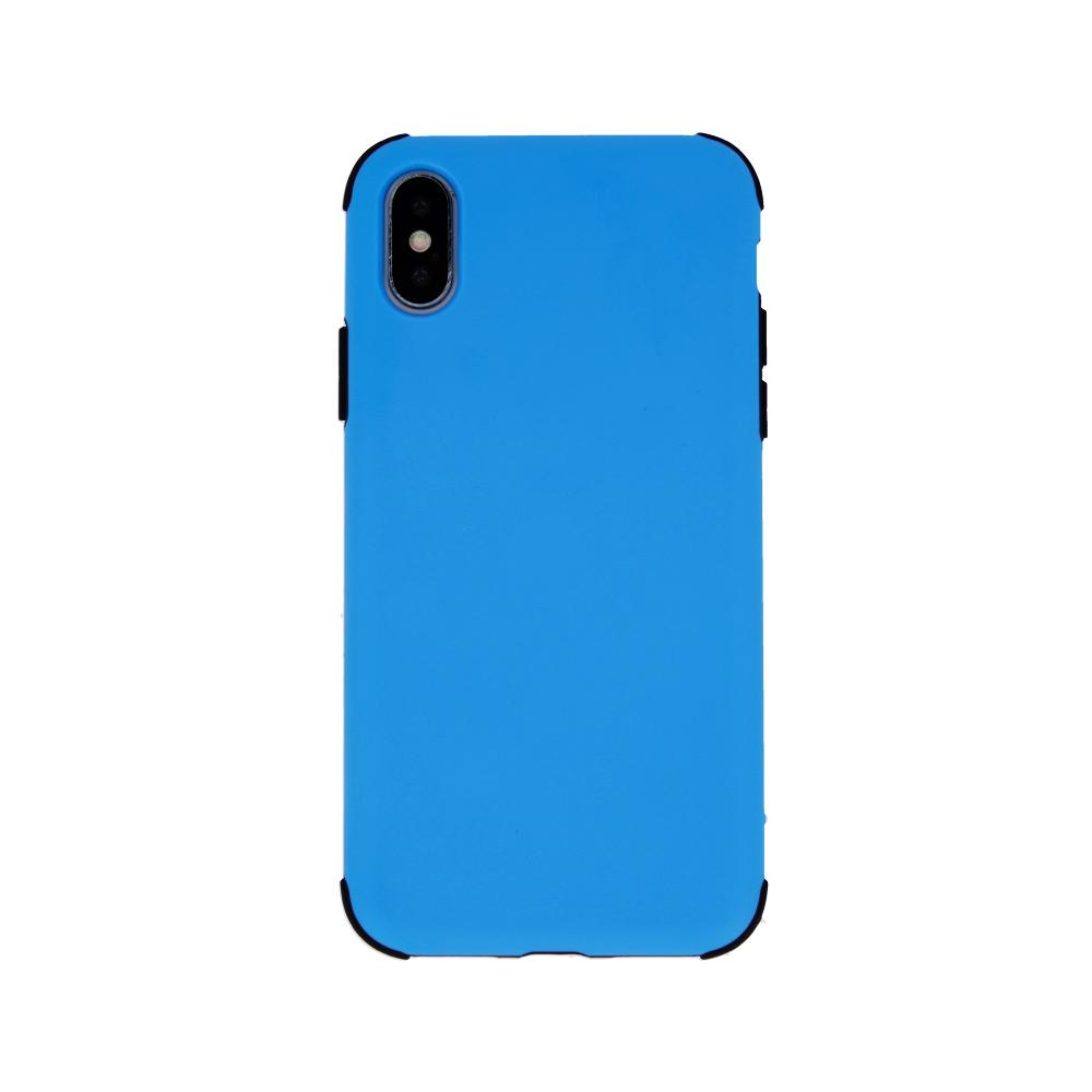 Nakładka Defender Rubber niebieska Samsung Galaxy S7 / 2