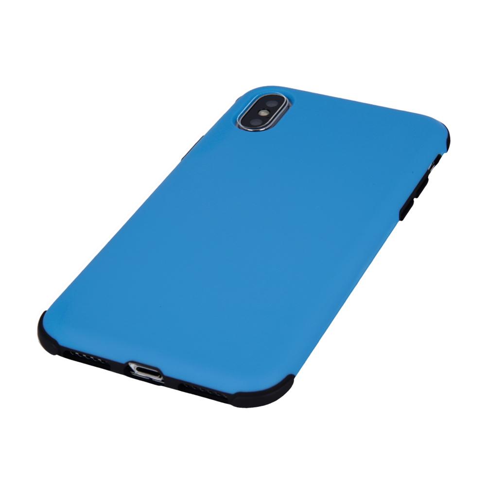 Nakładka Defender Rubber niebieska Samsung Galaxy S7 / 3