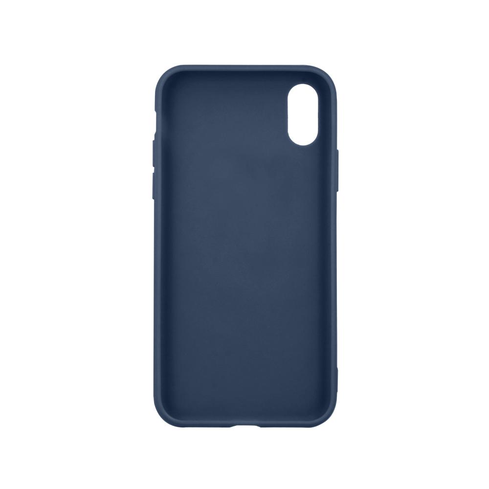 Nakładka Matt TPU do Samsung A80 /A90 granatowa Samsung Galaxy A80 / 3