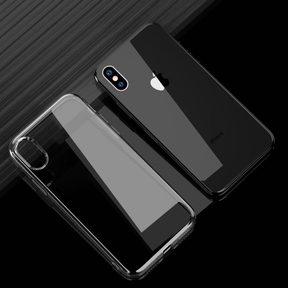 Nakładka Slim 1 mm do Samsung A80 / A90 transparentna Samsung Galaxy A80 / 7