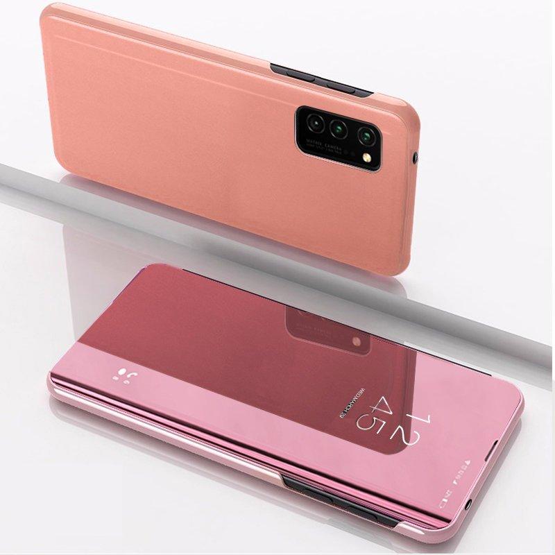 Pokrowiec Clear View różowy Samsung A32 5G / 2