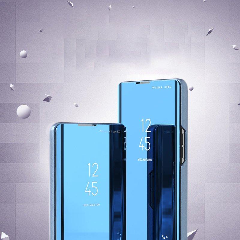 Pokrowiec Clear View różowy Samsung A32 5G / 4