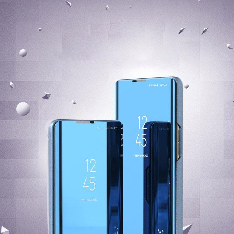 Pokrowiec Clear View różowy Samsung A51 5G / 2