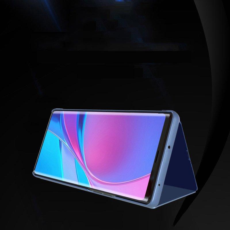 Pokrowiec Clear View różowy Samsung A51 5G / 5