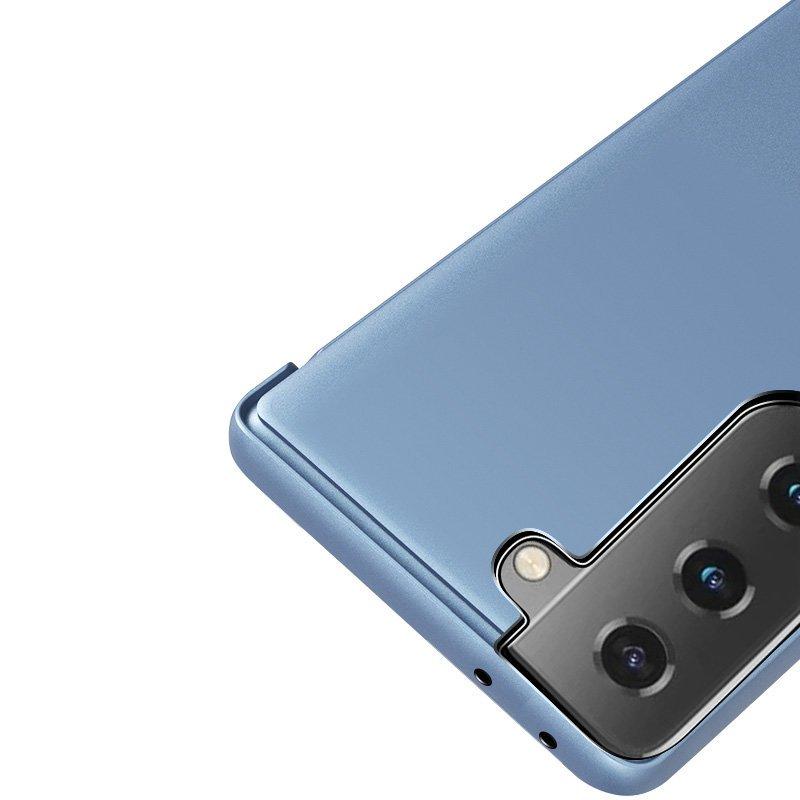Pokrowiec Clear View różowy Samsung Galaxy S21 5G / 6