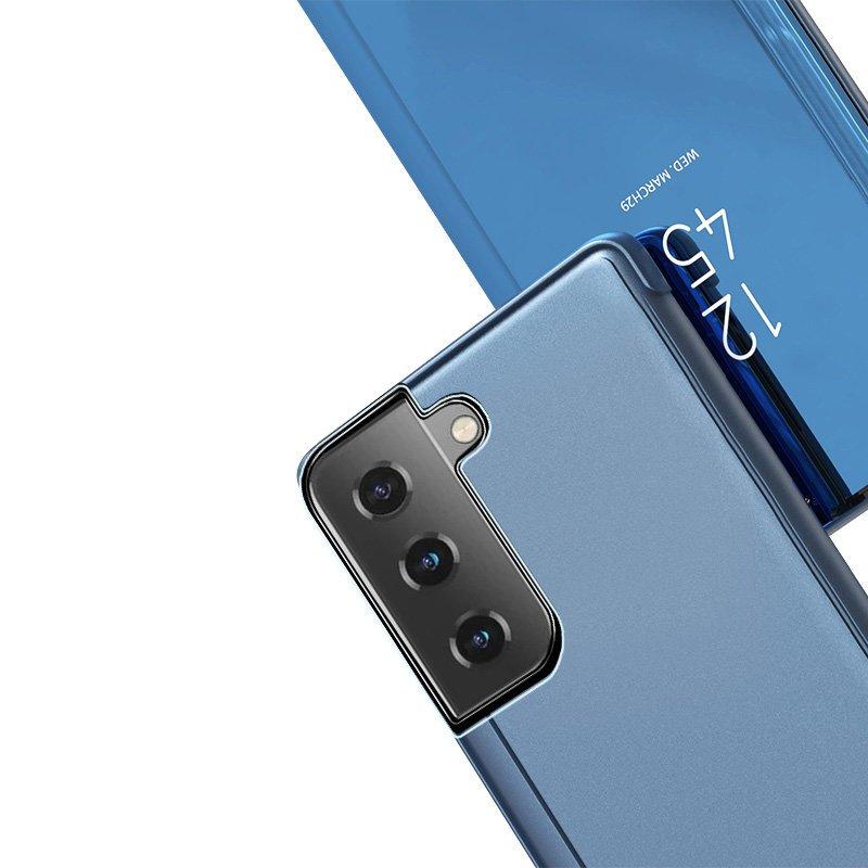 Pokrowiec Clear View różowy Samsung Galaxy S21 5G / 7