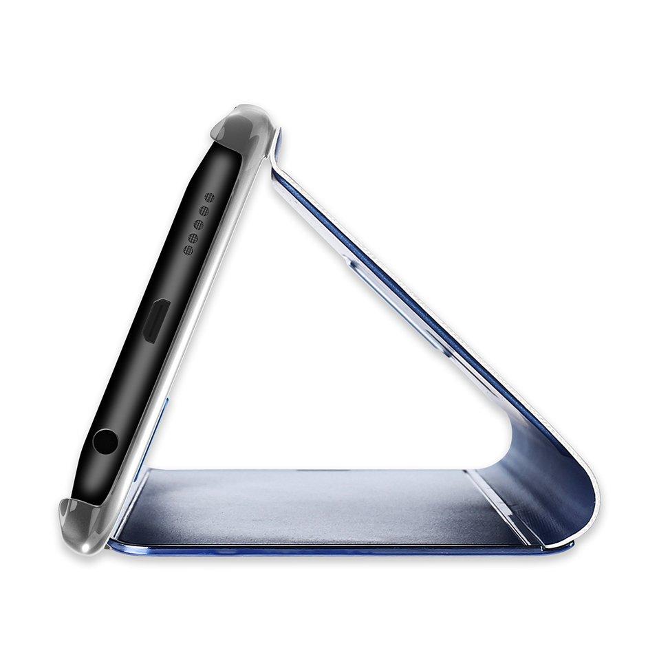 Pokrowiec Clear View złoty Samsung Galaxy S9 / 5