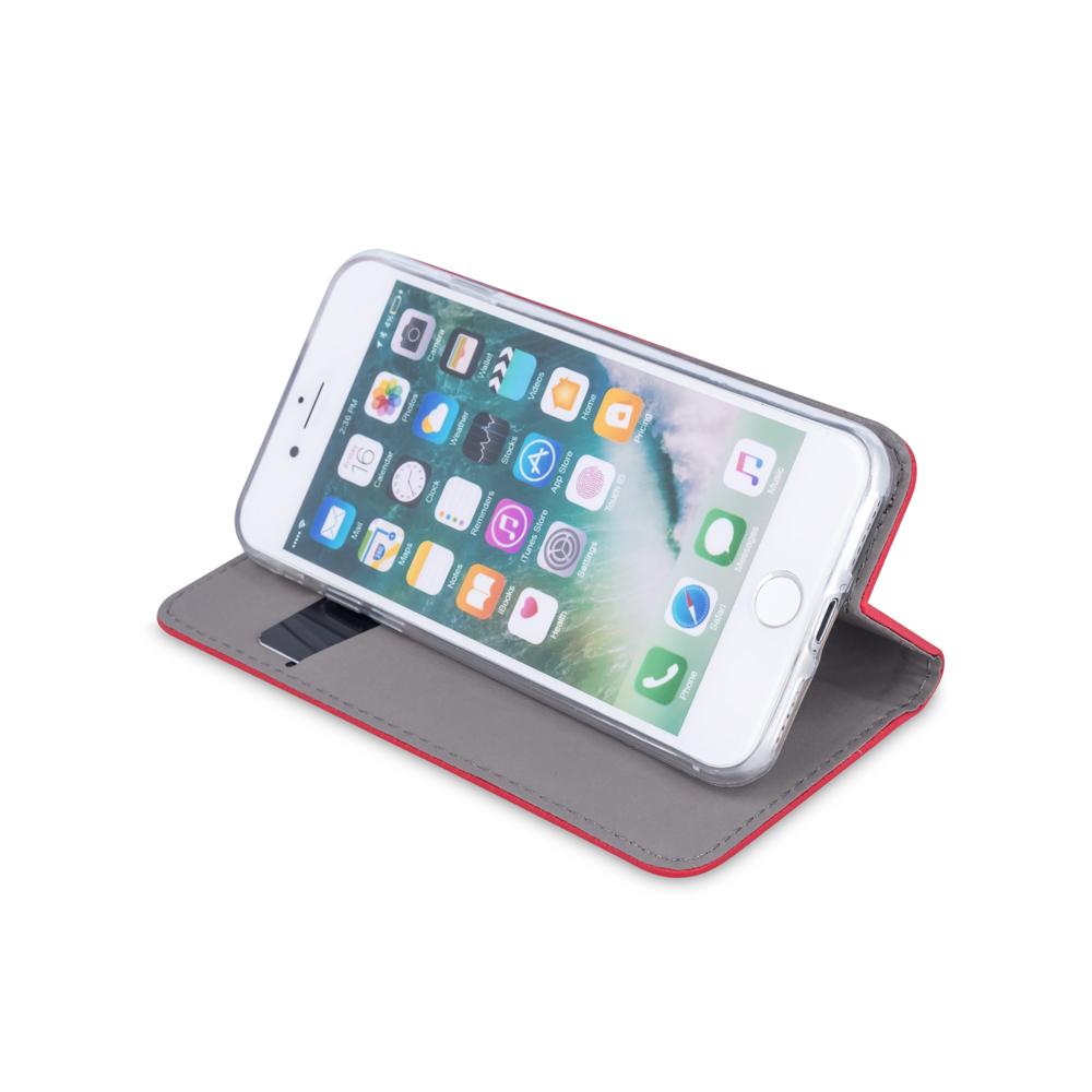 Pokrowiec Smart Magnet do Samsung A80 / A90 czerwony Samsung Galaxy A80 / 3