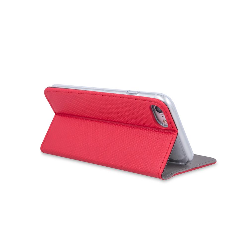 Pokrowiec Smart Magnet do Samsung A80 / A90 czerwony Samsung Galaxy A80 / 4