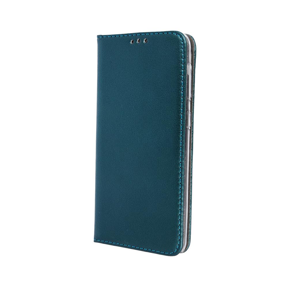Pokrowiec Smart Magnetic do LG K61 ciemozielony LG K61