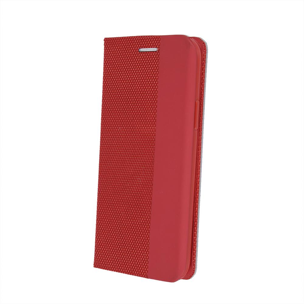 Pokrowiec Smart Senso do Samsung A80 / A90 czerwony Samsung Galaxy A80