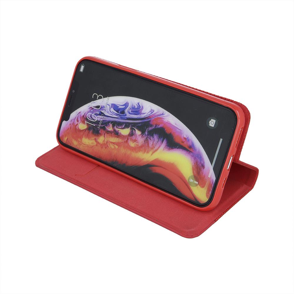 Pokrowiec Smart Senso do Samsung A80 / A90 czerwony Samsung Galaxy A80 / 4