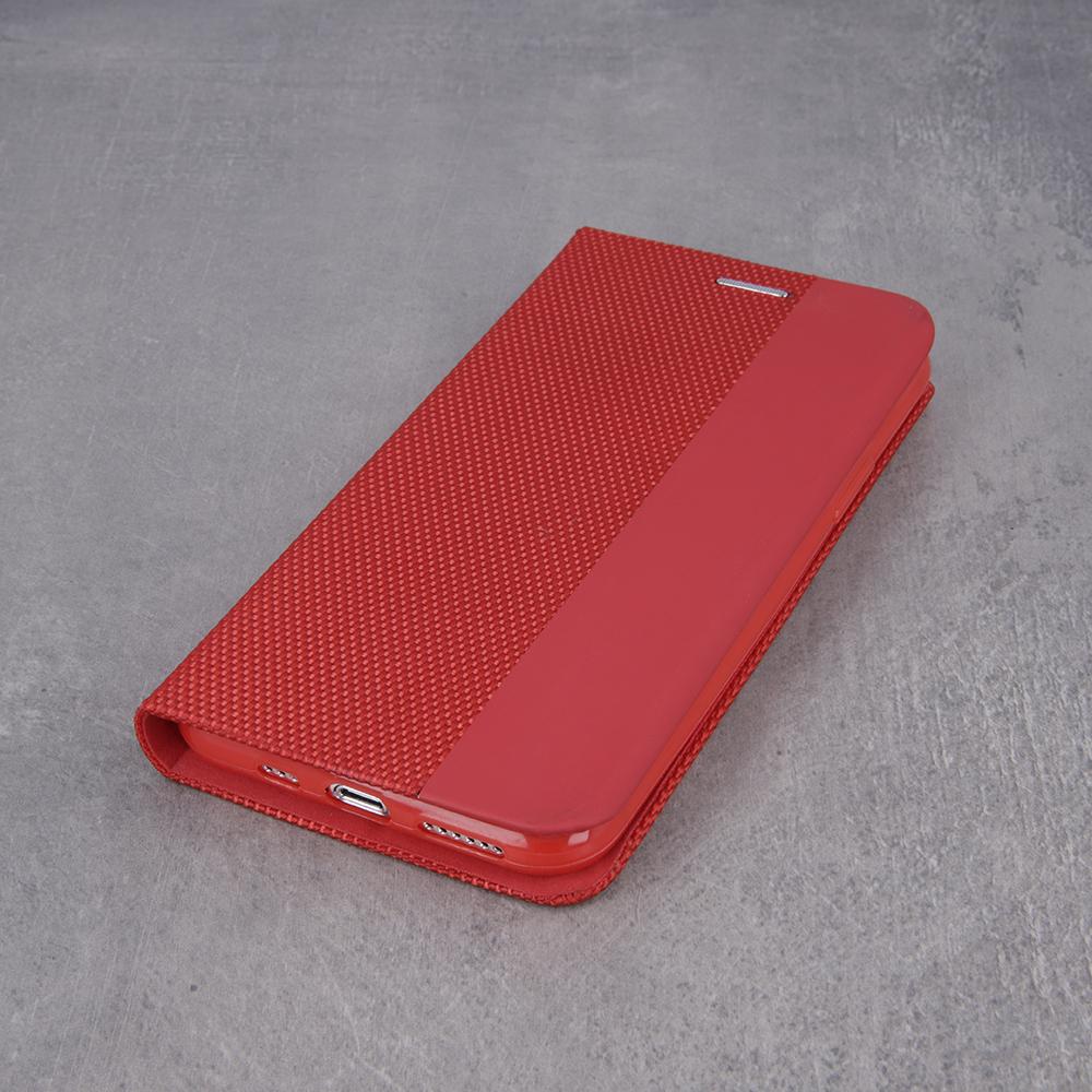 Pokrowiec Smart Senso do Samsung A80 / A90 czerwony Samsung Galaxy A80 / 7