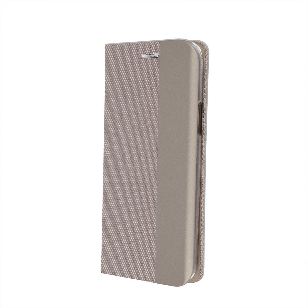 Pokrowiec Smart Senso do Samsung A80 / A90 złoty Samsung Galaxy A80