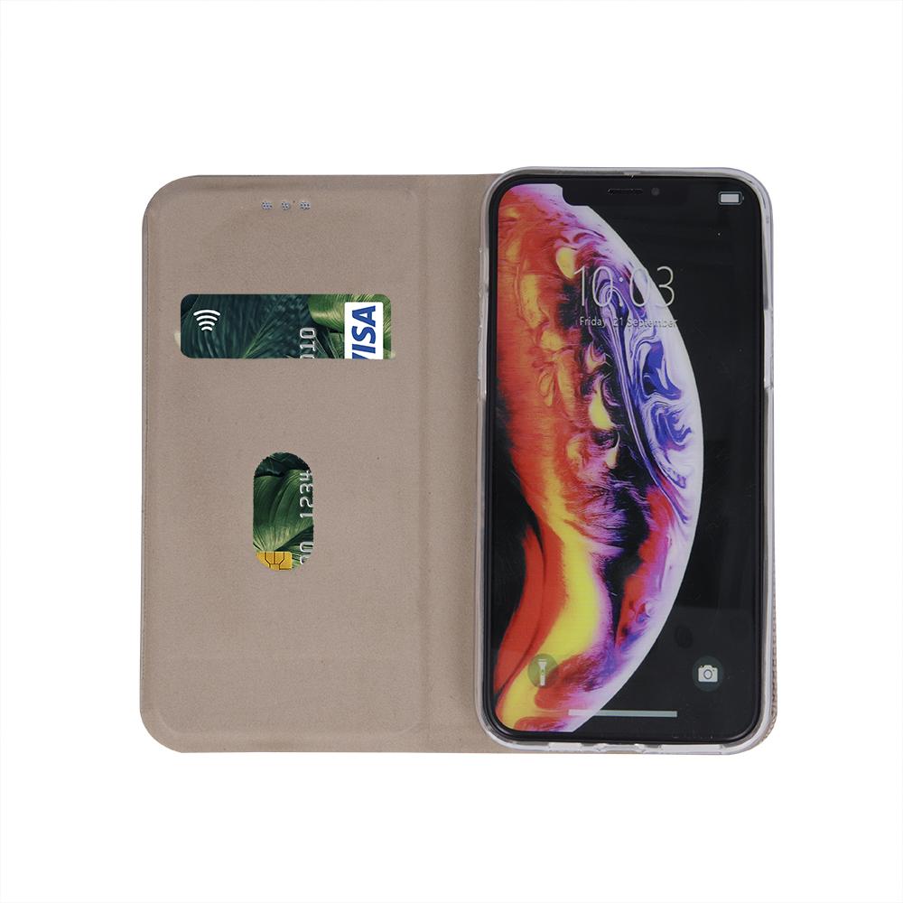 Pokrowiec Smart Senso do Samsung A80 / A90 złoty Samsung Galaxy A80 / 2