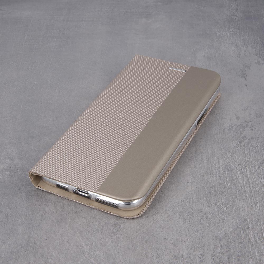 Pokrowiec Smart Senso do Samsung A80 / A90 złoty Samsung Galaxy A80 / 7