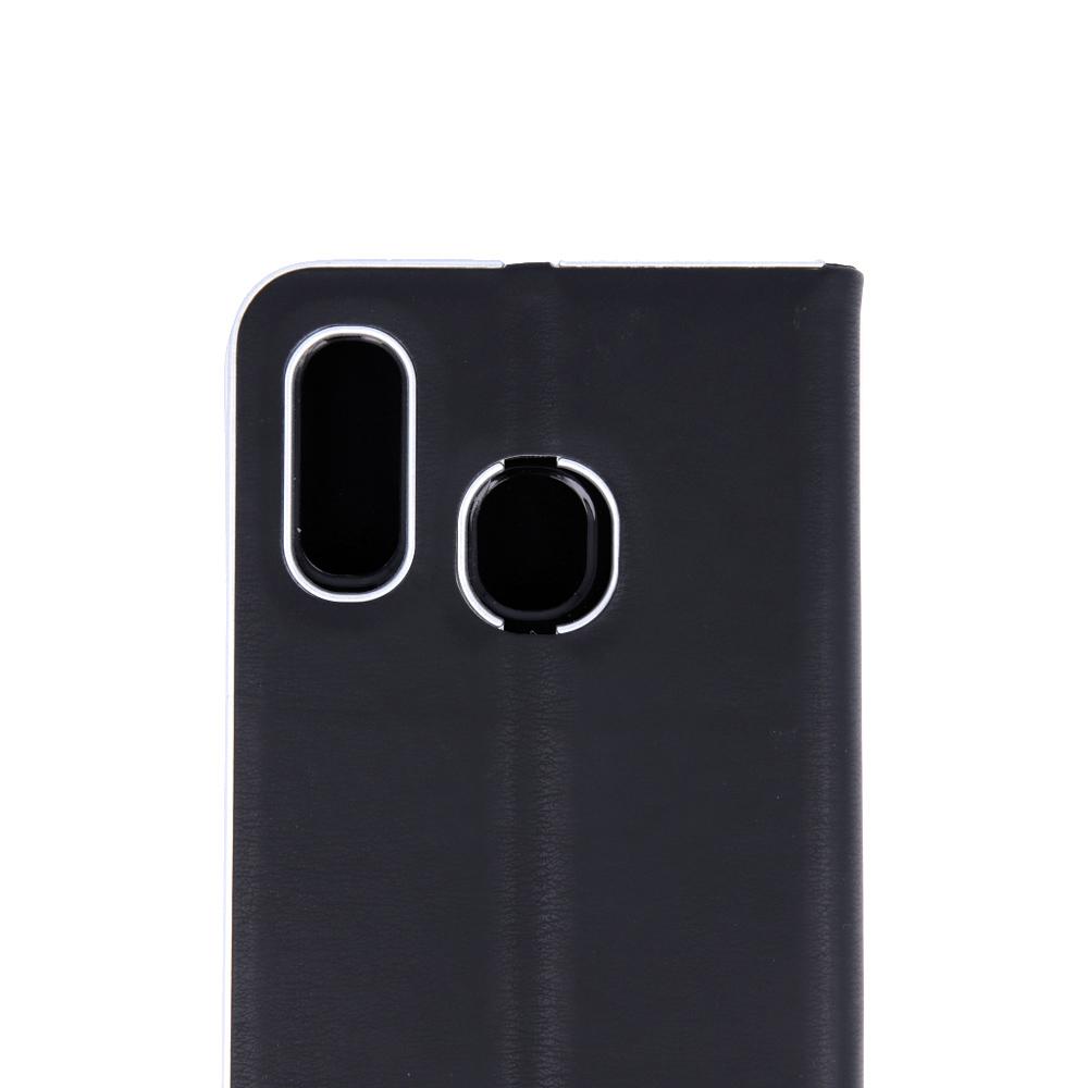 Pokrowiec Smart Venus z ramką do Samsung A80 /A90 czarny Samsung Galaxy A80 / 7