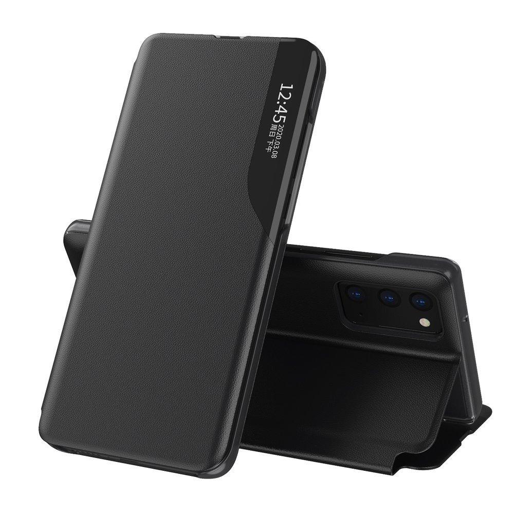 Pokrowiec Smart View Flip Cover czarny Samsung Galaxy S20 FE 5G