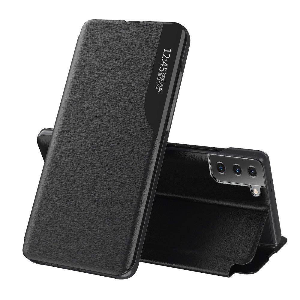 Pokrowiec Smart View Flip Cover czarny Samsung Galaxy S21 5G