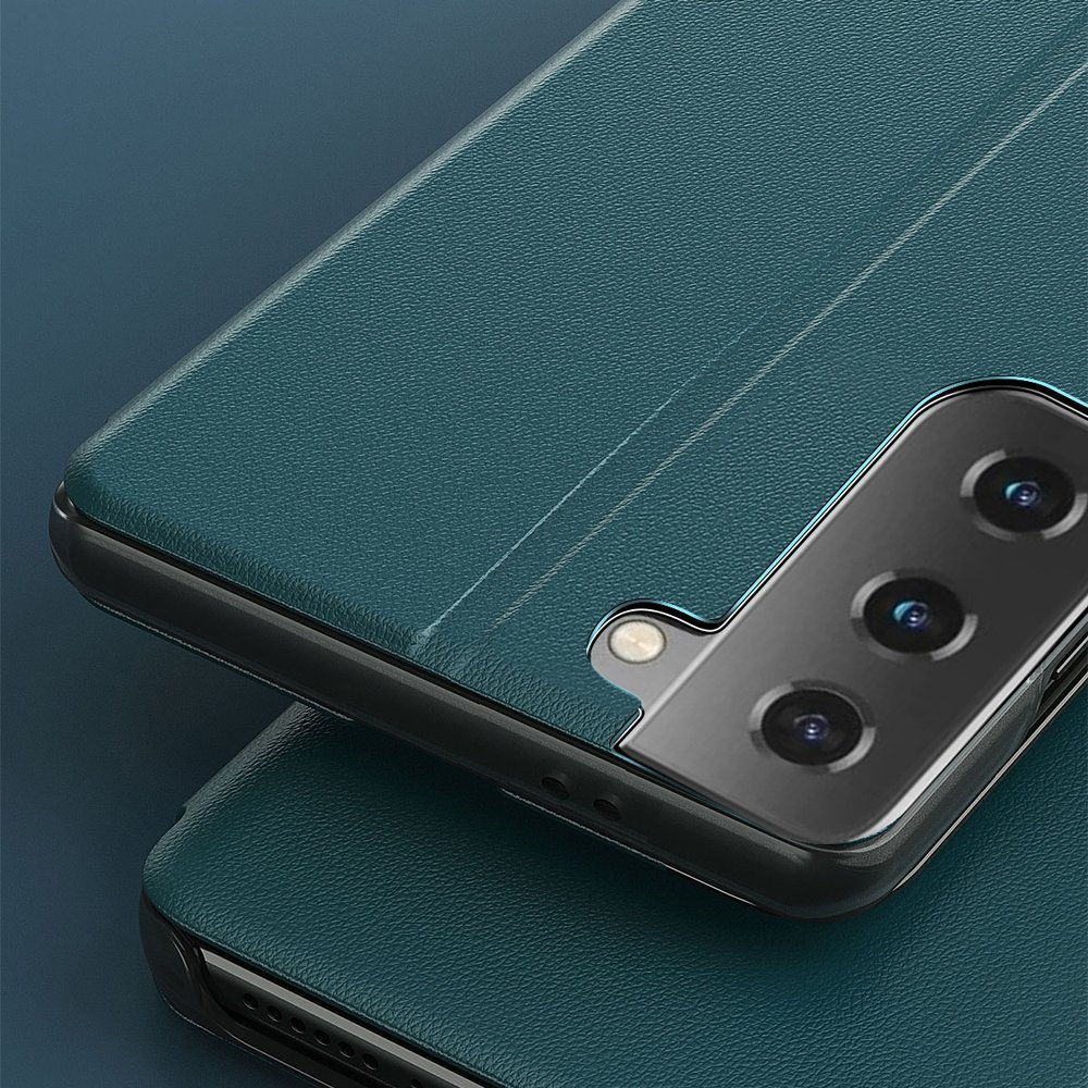Pokrowiec Smart View Flip Cover czarny Samsung Galaxy S21 5G / 10