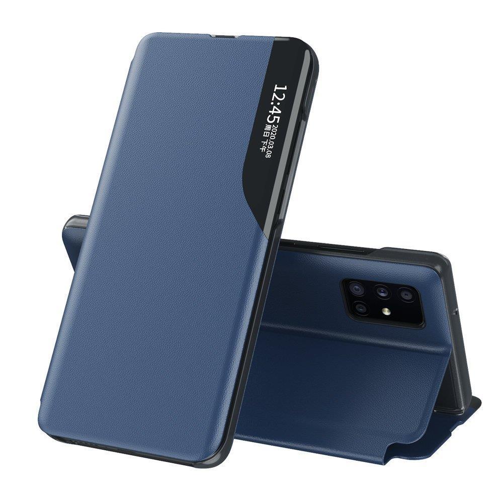 Pokrowiec Smart View Flip Cover niebieski Samsung Galaxy A71