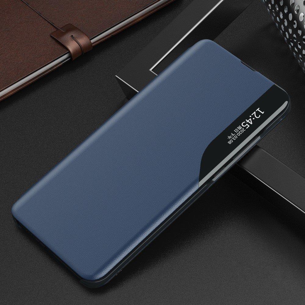 Pokrowiec Smart View Flip Cover niebieski Samsung Galaxy A71 / 2