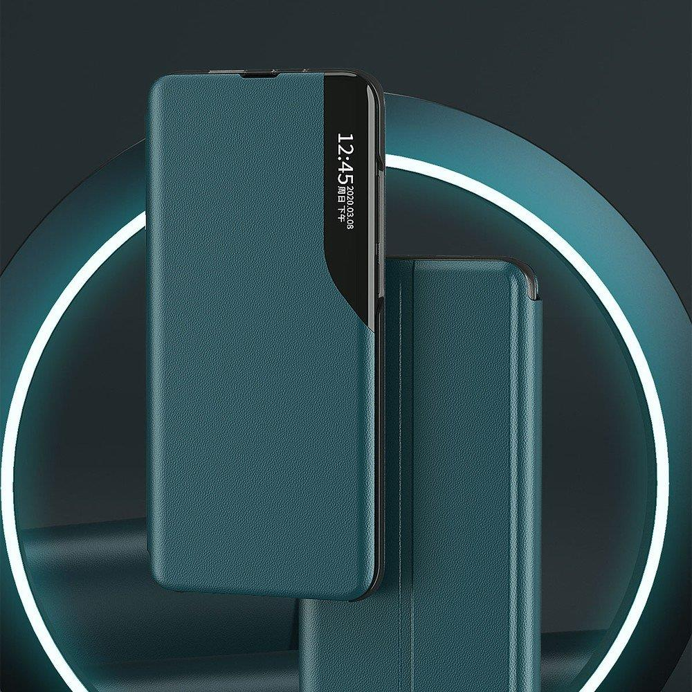 Pokrowiec Smart View Flip Cover niebieski Samsung Galaxy A71 / 3