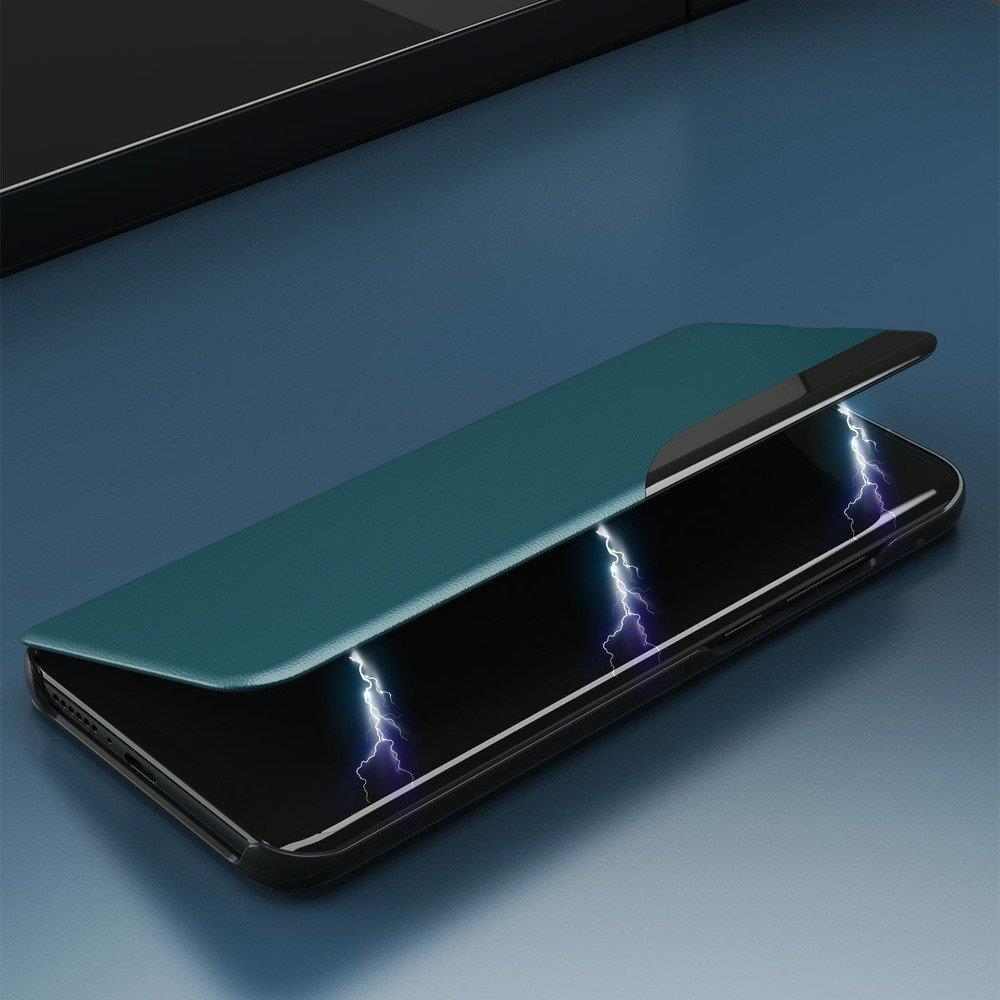 Pokrowiec Smart View Flip Cover niebieski Samsung Galaxy A71 / 5
