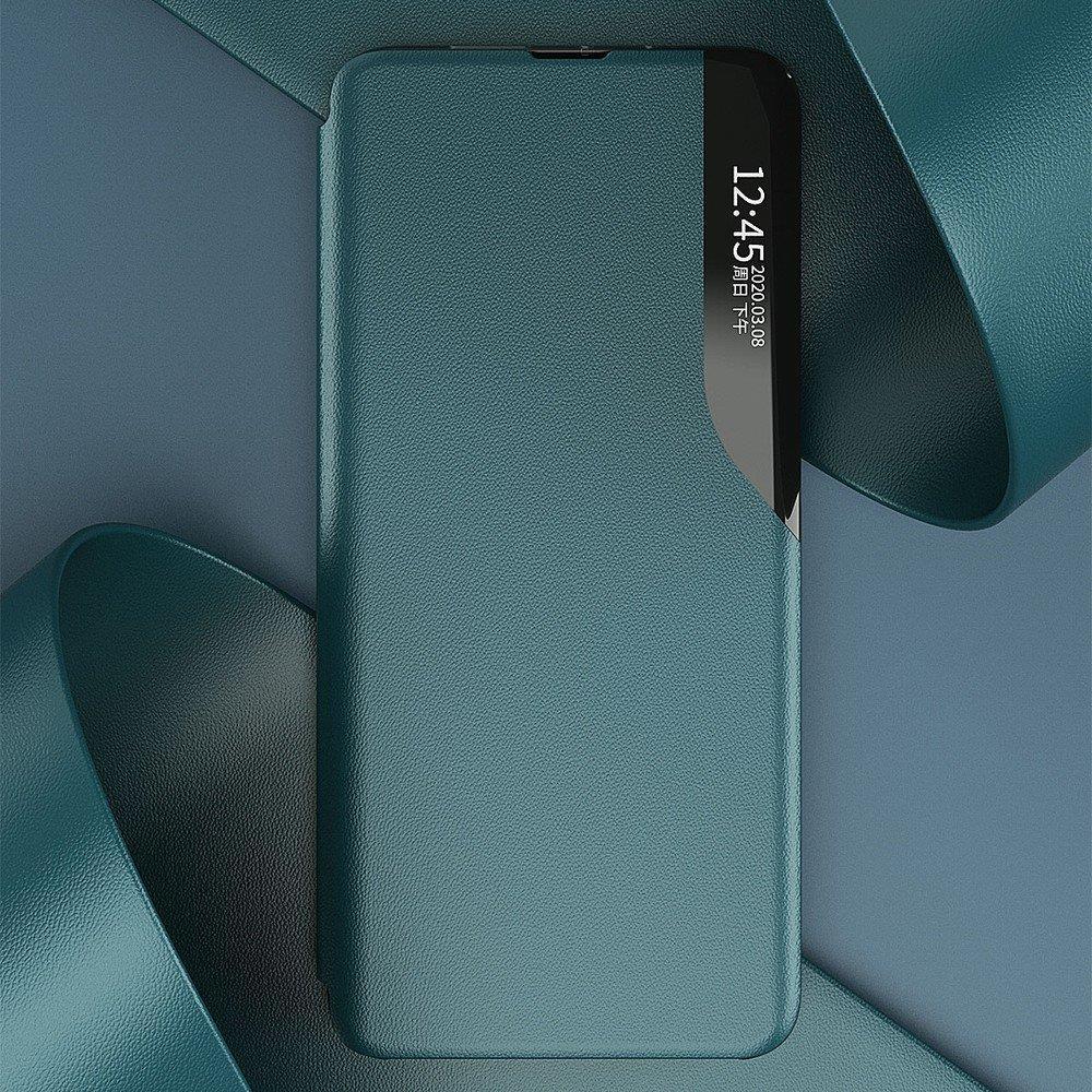 Pokrowiec Smart View Flip Cover niebieski Samsung Galaxy A71 / 7