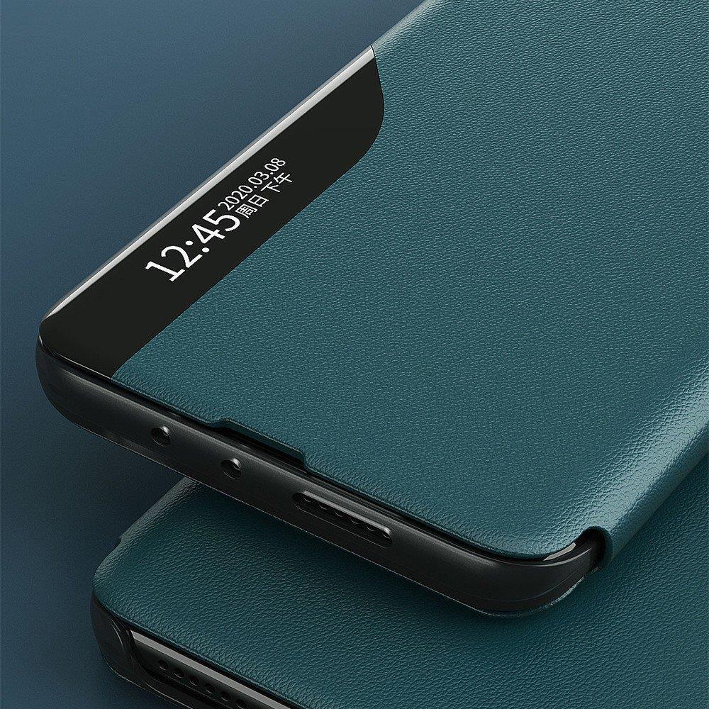 Pokrowiec Smart View Flip Cover niebieski Samsung Galaxy A71 / 9