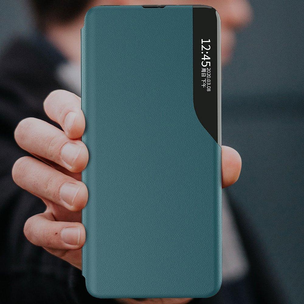 Pokrowiec Smart View Flip Cover niebieski Samsung Galaxy S20 FE 5G / 10
