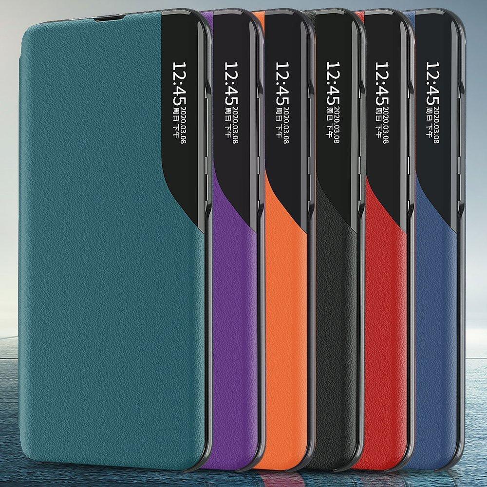 Pokrowiec Smart View Flip Cover niebieski Samsung Galaxy S20 FE 5G / 3