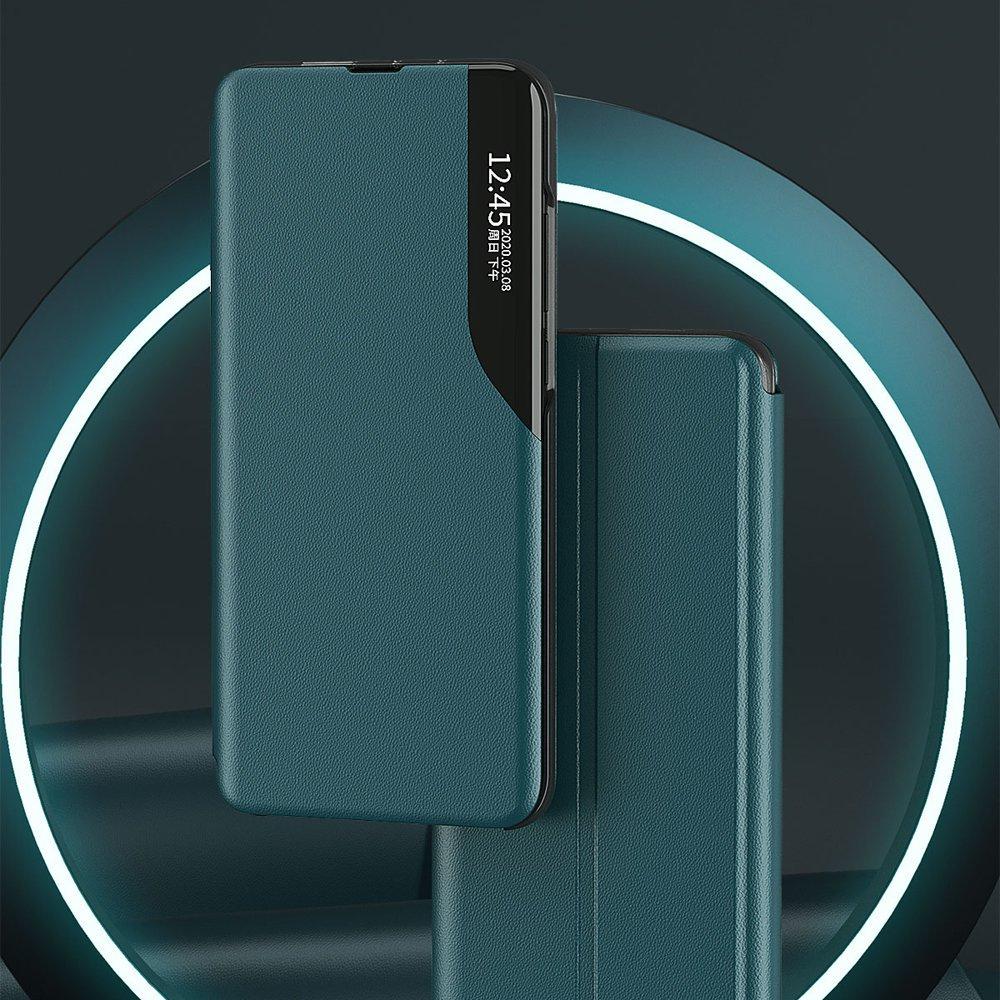Pokrowiec Smart View Flip Cover niebieski Samsung Galaxy S20 FE 5G / 4