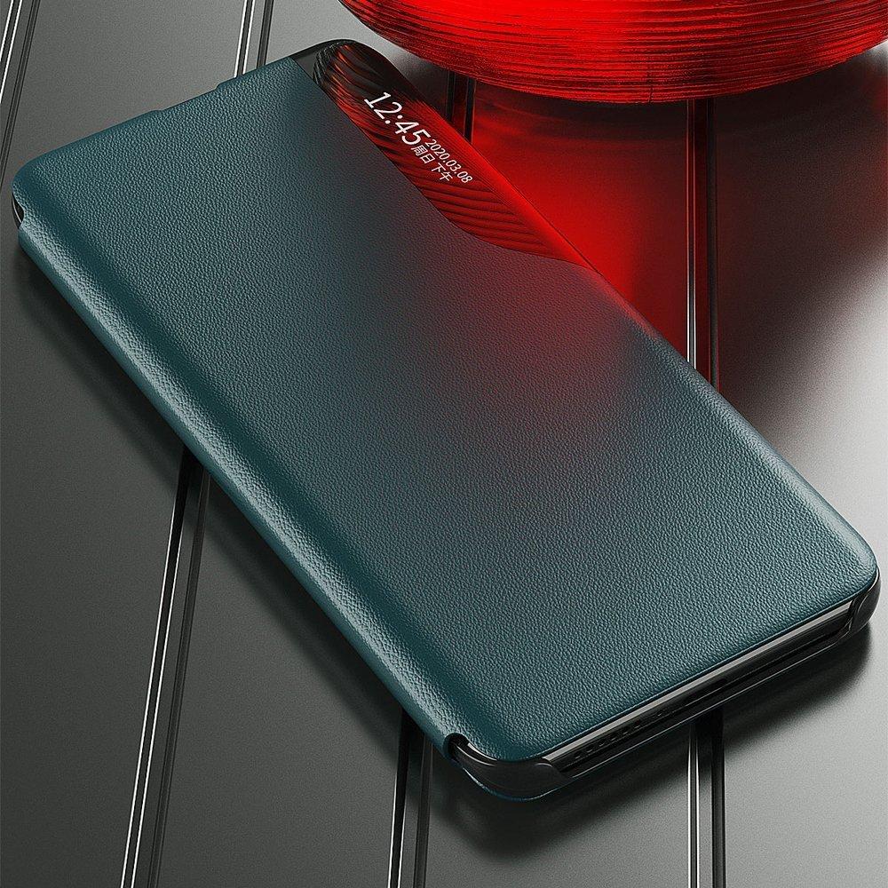 Pokrowiec Smart View Flip Cover niebieski Samsung Galaxy S21 5G / 12