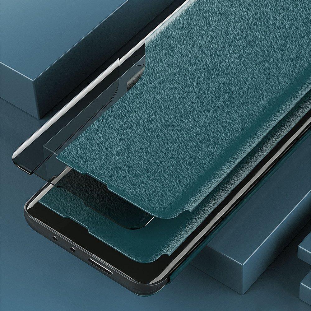 Pokrowiec Smart View Flip Cover niebieski Samsung Galaxy S21 5G / 3