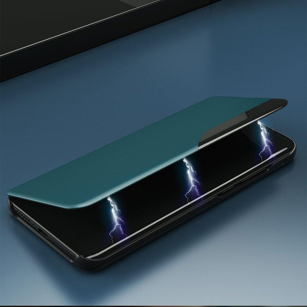 Pokrowiec Smart View Flip Cover niebieski Samsung Galaxy S21 5G / 6