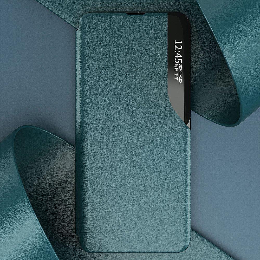 Pokrowiec Smart View Flip Cover niebieski Samsung Galaxy S21 5G / 8