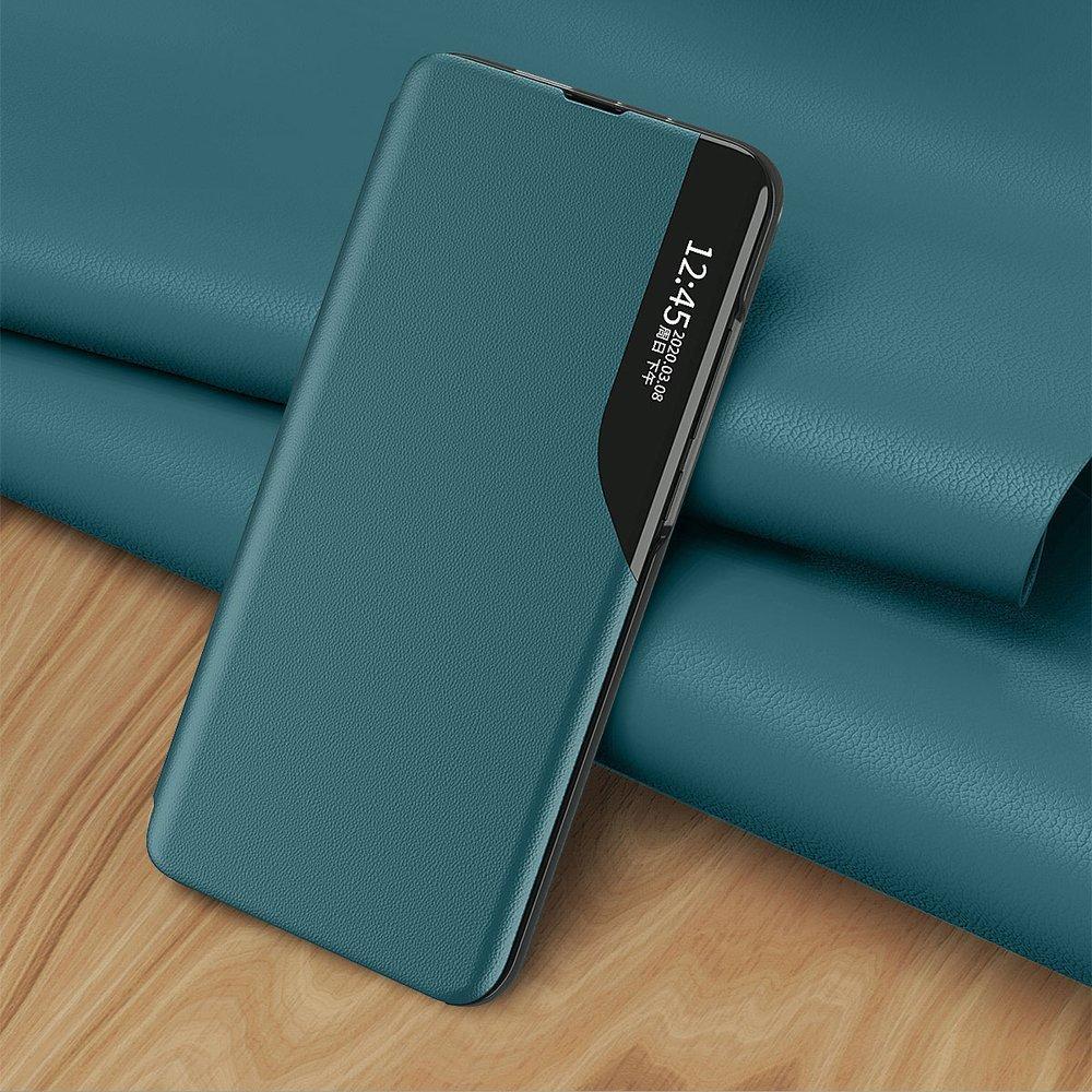 Pokrowiec Smart View Flip Cover niebieski Samsung Galaxy S21 5G / 9