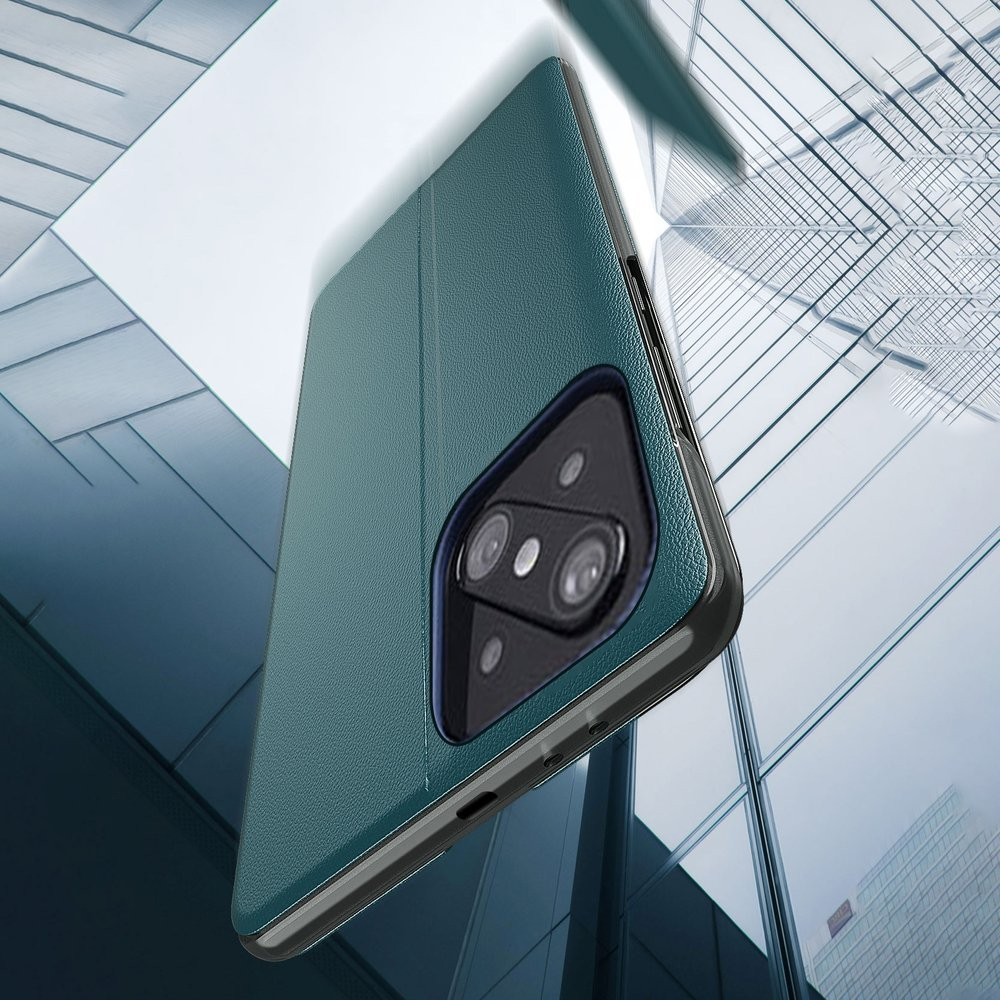 Pokrowiec Smart View Flip Cover niebieski Xiaomi Mi 11 Lite 5G / 3