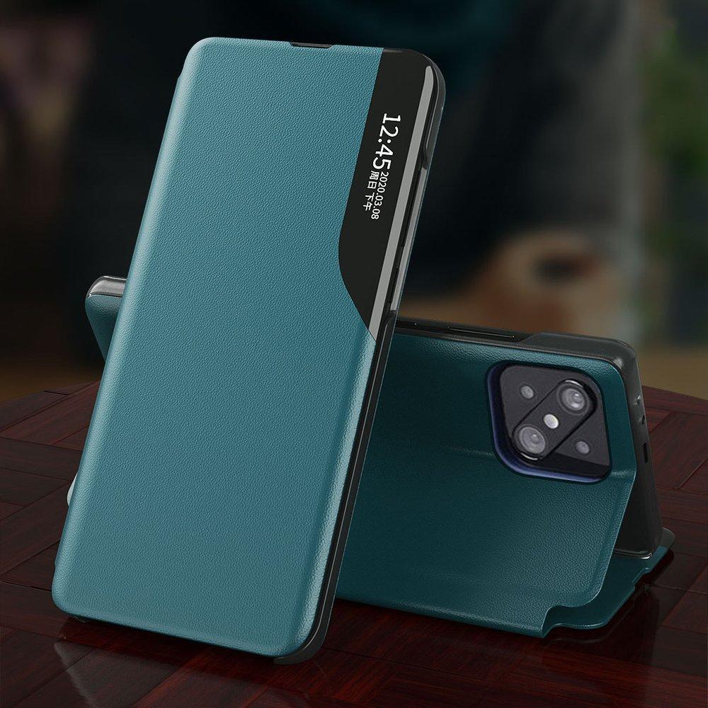 Pokrowiec Smart View Flip Cover niebieski Xiaomi Mi 11 Lite 5G / 5